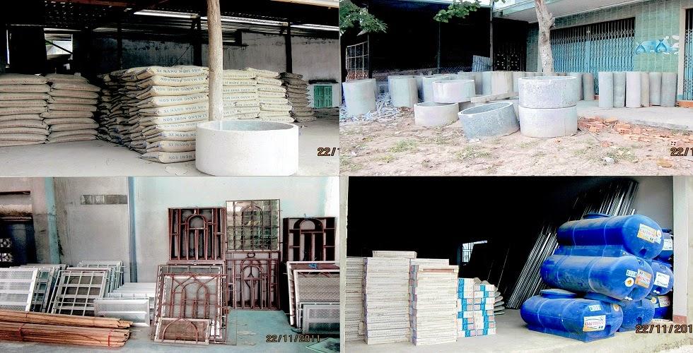 cung cấp vật liệu xây dựng giá rẻ phan rang
