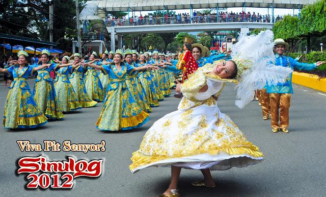 Sinulog sa Kabataan sa Lalawigan 2012 (Parade Photos2)