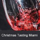 Christmas Tasting Miami
