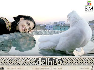 Sonam Kapoor in Delhi 6 Wallpapers