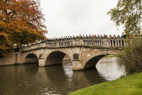 Choir of Clare College Cambridge, director Graham Ross