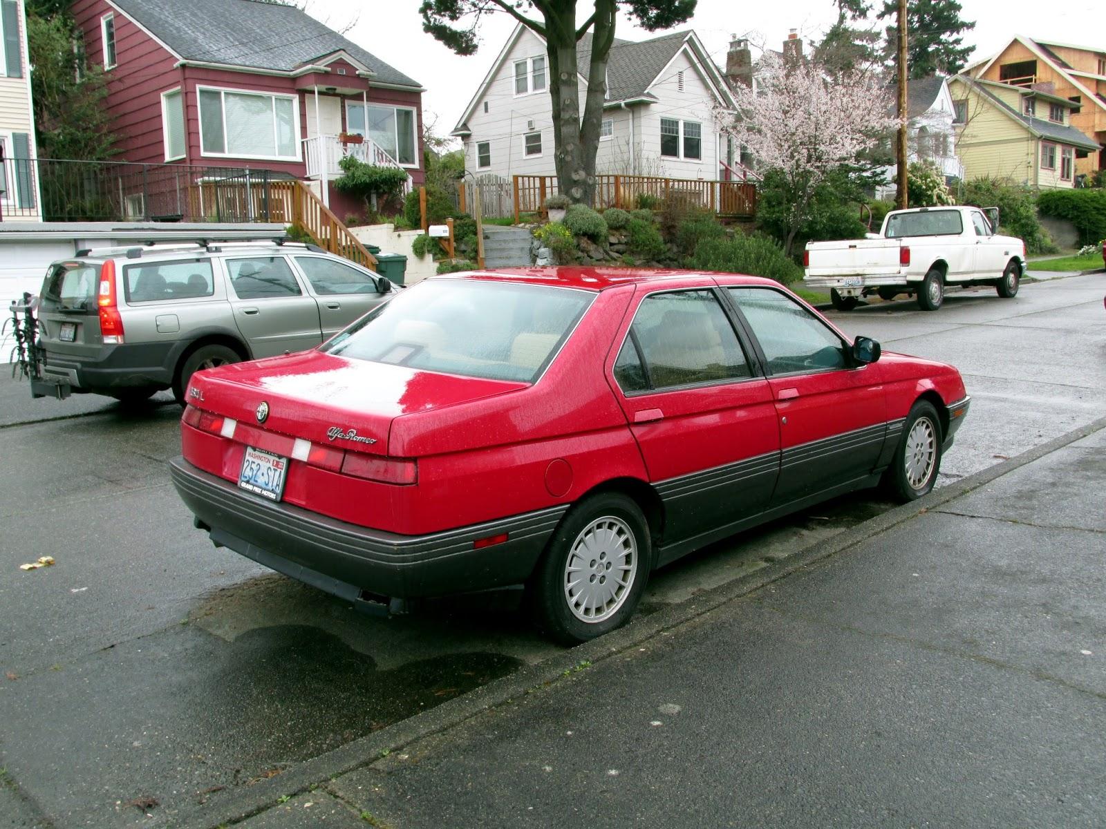 1991 alfa romeo 164 ~ street car