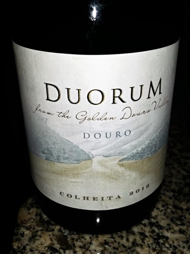 Duorum Colheita 2012 - reservarecomendada.blogspot.pt