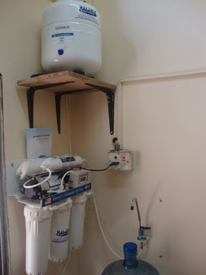 R O Tack Water Technology Domestic Reverse Osmosis System