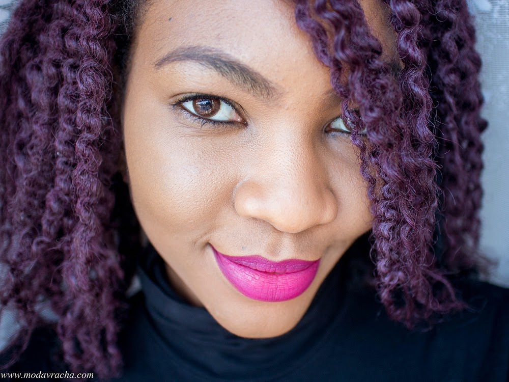 Crochet Braids With Freetress Kinky Bulk Hair