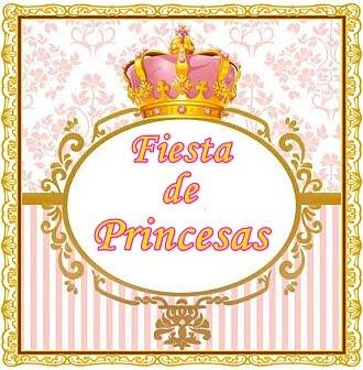 FIESTA DE PRINCESAS