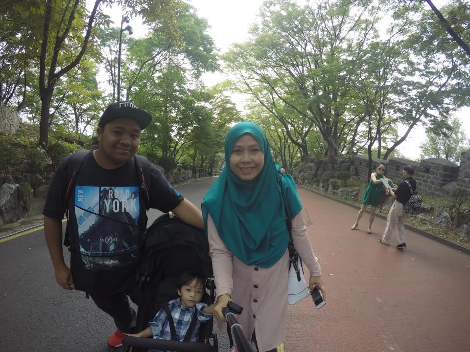 Kami di Seoul, Korea