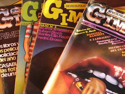 Cobertes de la revista