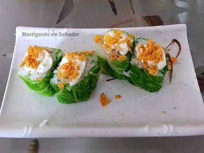 Kyuden Sushi: Acelgamaki