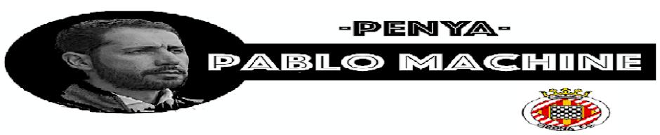 PENYA PABLO MACHINE