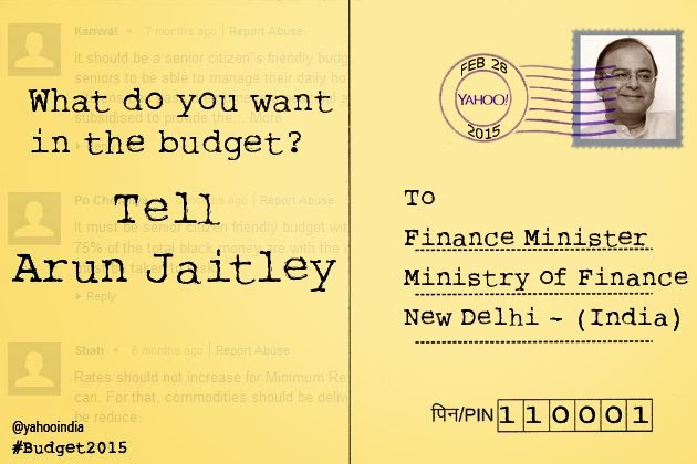 Postal Address of Finance ministry