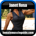 Janet Rosa Female Physique Competitor Thumbnail Image 1