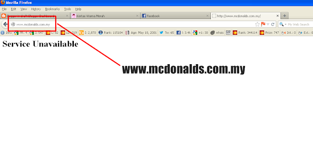 mcdonalds kena hack