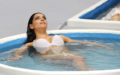 Bipasha Basu in Water