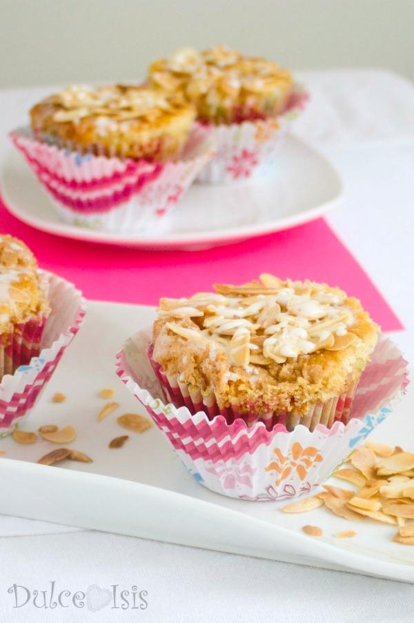 Muffins de Crema agria