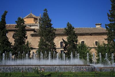 Jardines del Triunfo in Granada