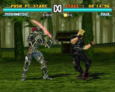 Tekken 3 ISo
