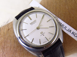 SEIKO GRAND SEIKO - AUTOMATIC HIGH BEAT 5641 7000 CLEAN DIAL