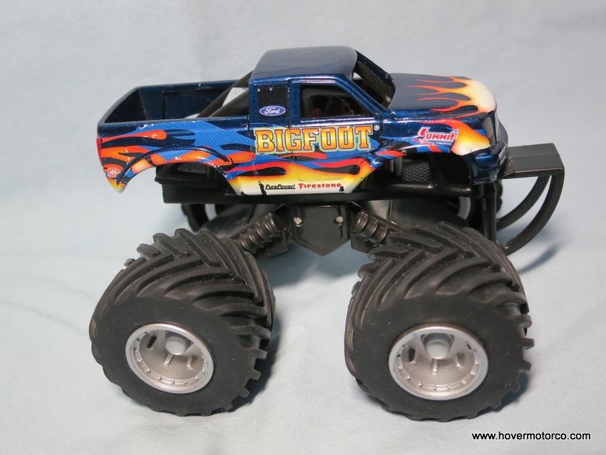 Hover Motor Company Monster Truck History And Hot Wheels Monster