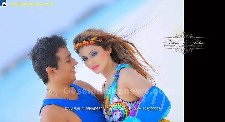 ... Photo Gallery: Natasha Perera Pre Wedding Photo Shoot at Maldives