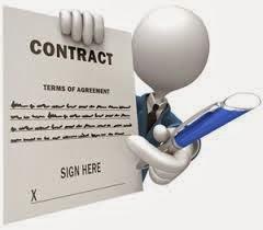 Perencanaan Kontrak Proyek
