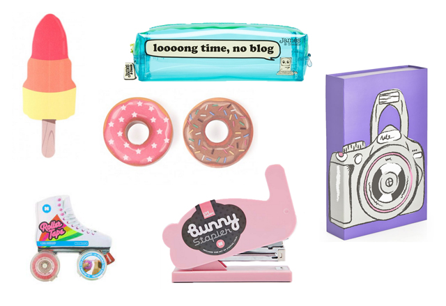 Cute, quirky stationery