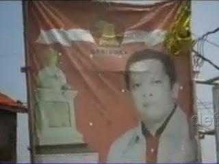 Caleg ES (foto dari video Detik TV)