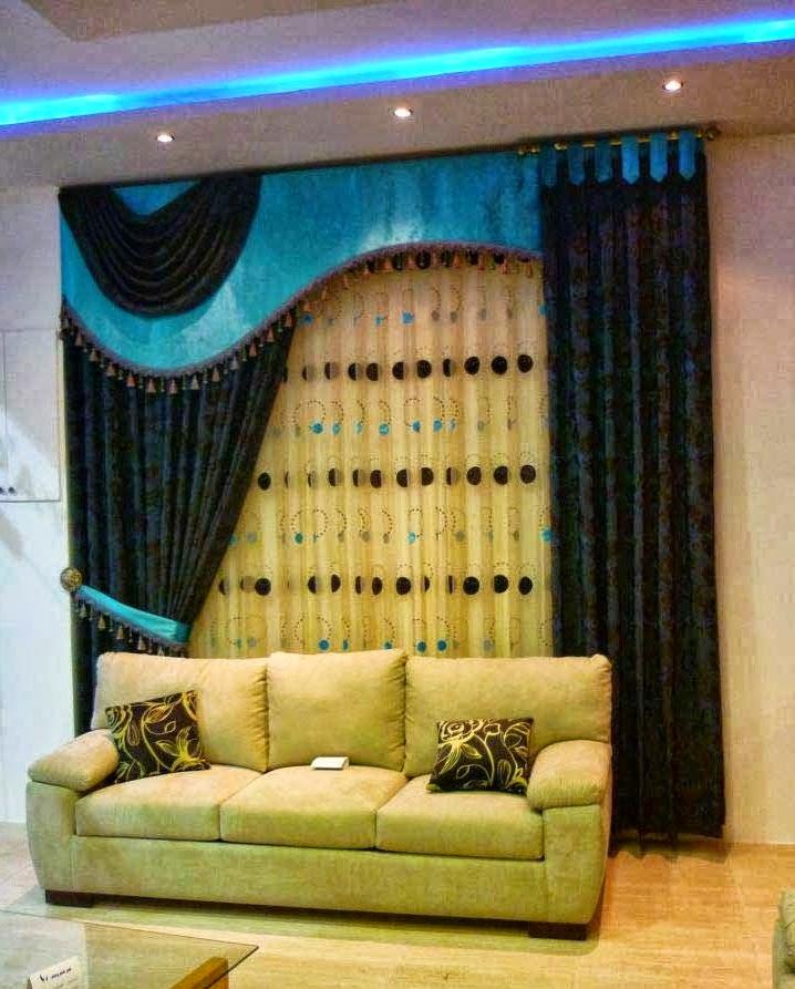 Les Rideaux Beldi 2017 : Salons du maroc et décoration orientale rideaux