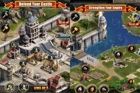 Clash of Kings App Game for Android