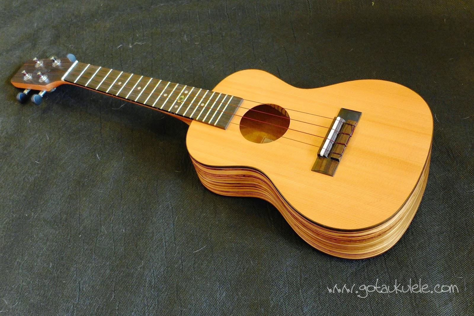 Zedro II ukulele