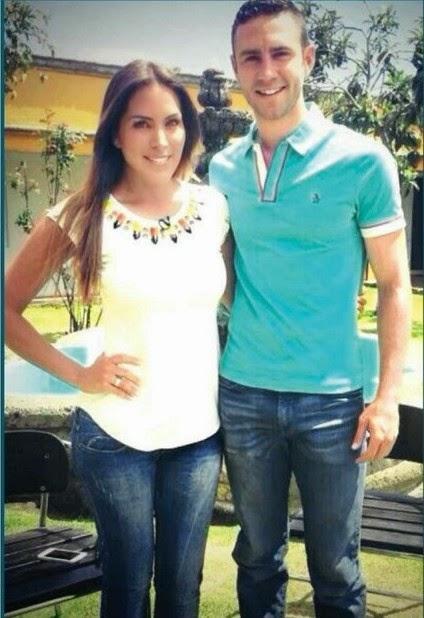 Miguel Layún embarazó a la ex de Adrián Uribe