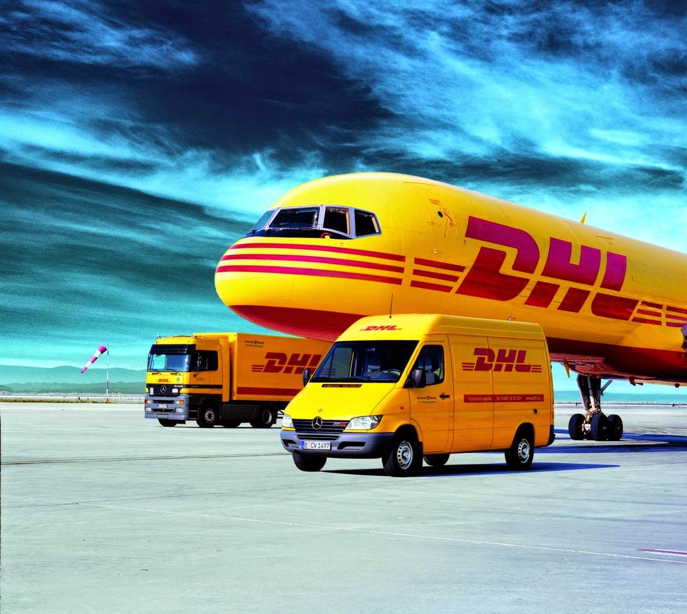 Lowongan DHL Global Forwarding Indonesia