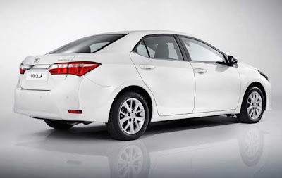 manual transmission. CVT will help Corolla interms of fuel economy