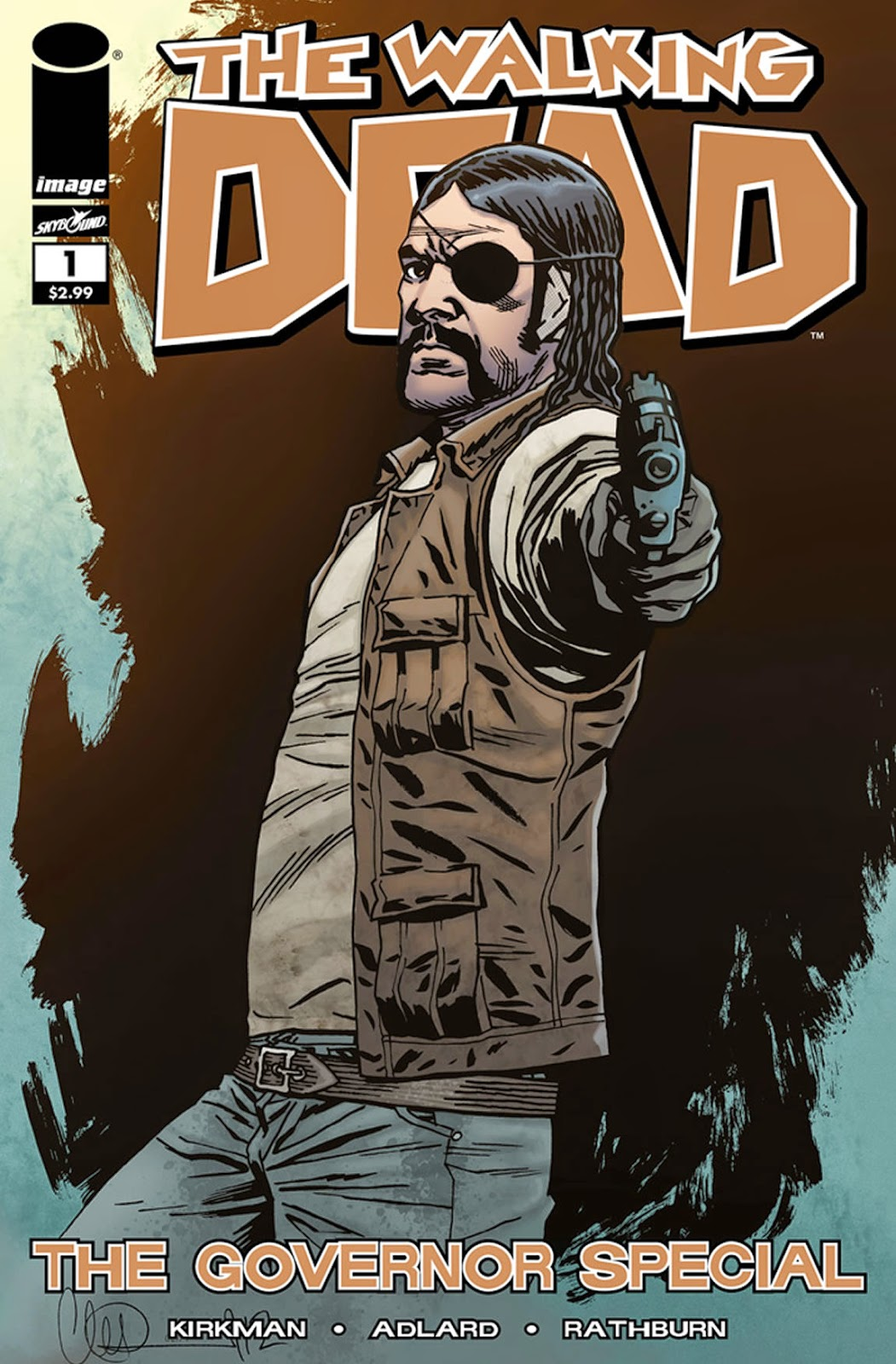 The Walking Dead Comics 1150