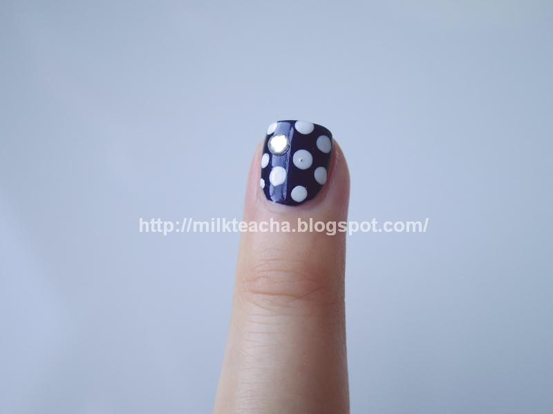 Vibrant Mix & Match nail 2