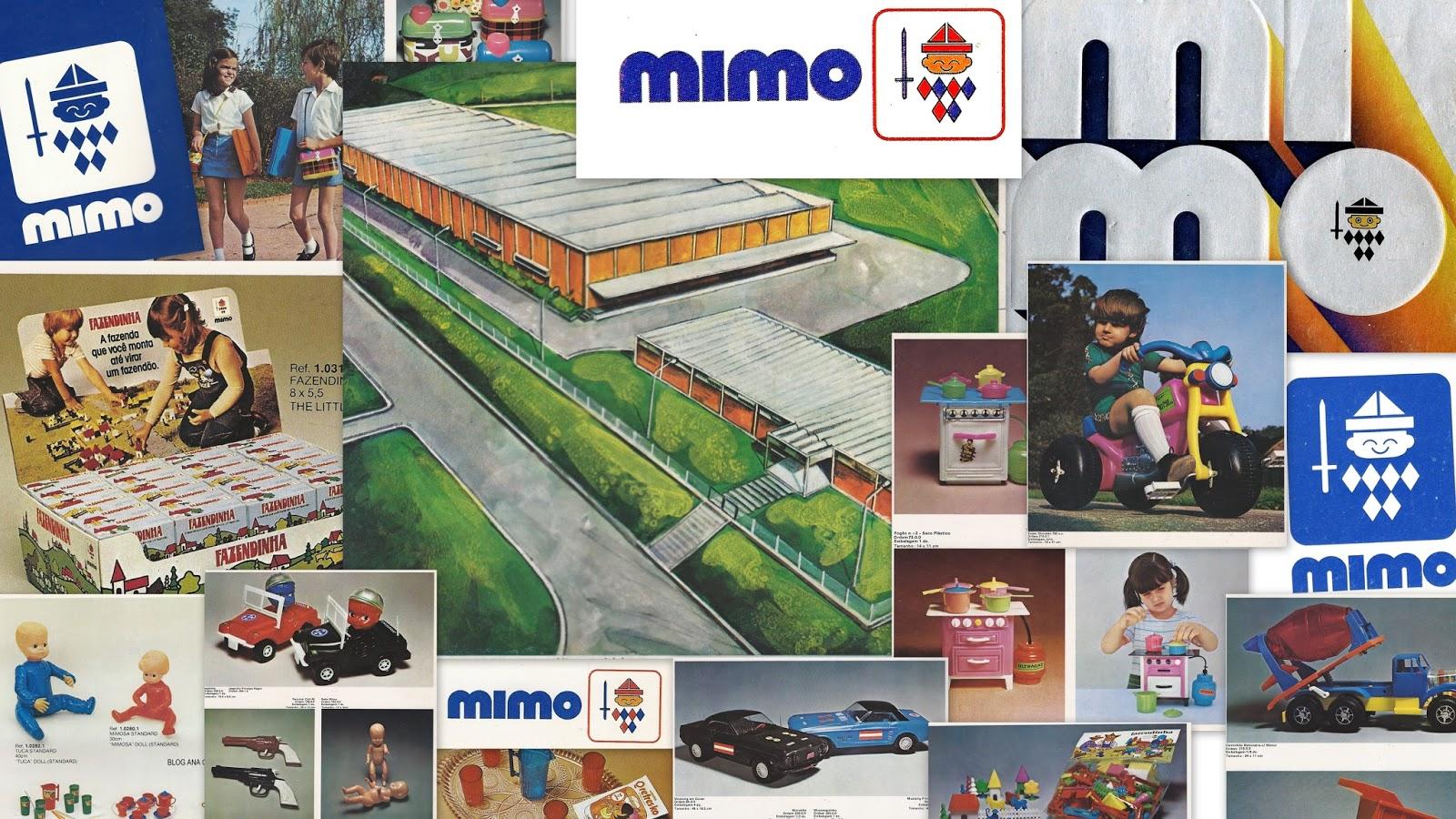 Coleção Mimo Brinquedos
