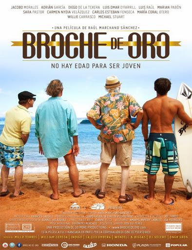 Broche de Oro (2012) [Latino]