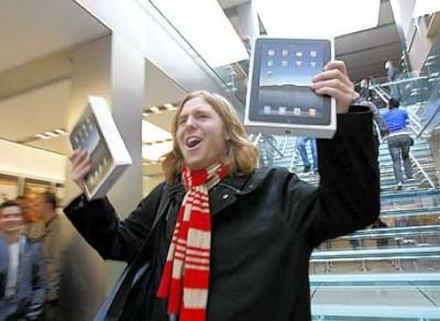 2 Juta iPad Terjual dalam 60 Hari