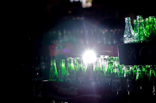 Pohang Photography I-Dong South Korea Glass Bottles