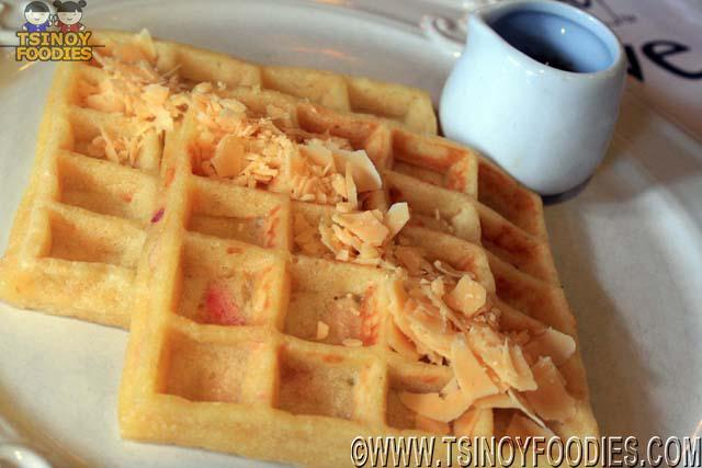 bibingka waffle