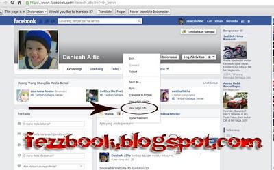 Cara Mengetahui Siapa saja yang sering ngintip Profile facebook tanpa aplikasi
