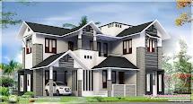 Big House Exterior Design