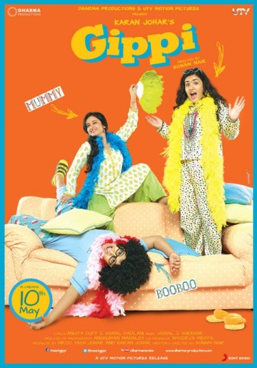 Gippi 2013 DVDRip 300mb ESub