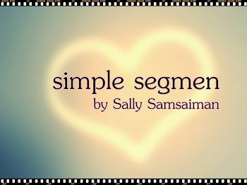 Simple Segmen #2 by Sally Samsaiman