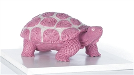 gum sculpture turtle