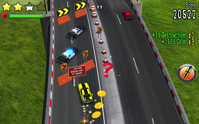 Reckless Getaway Android Game | Full Version Pro Free Download