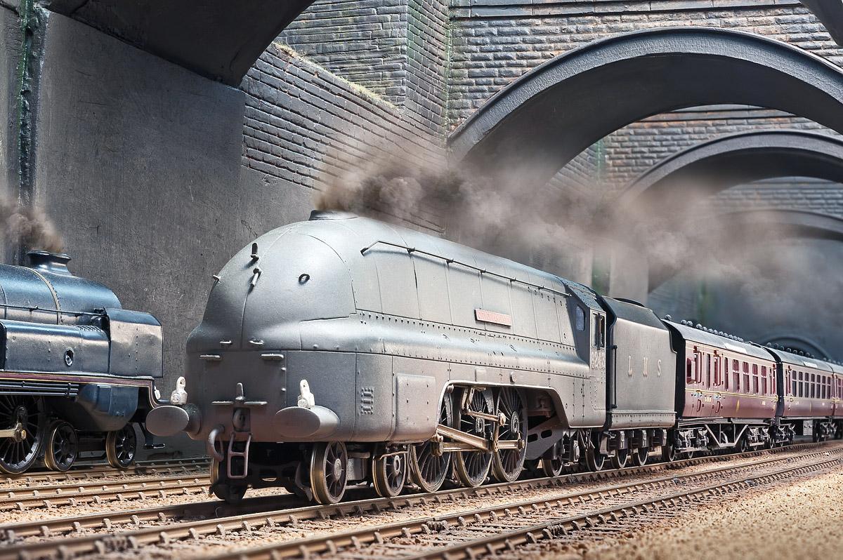 Liverpool model railway show 2013