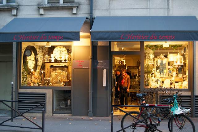 tiendas de París