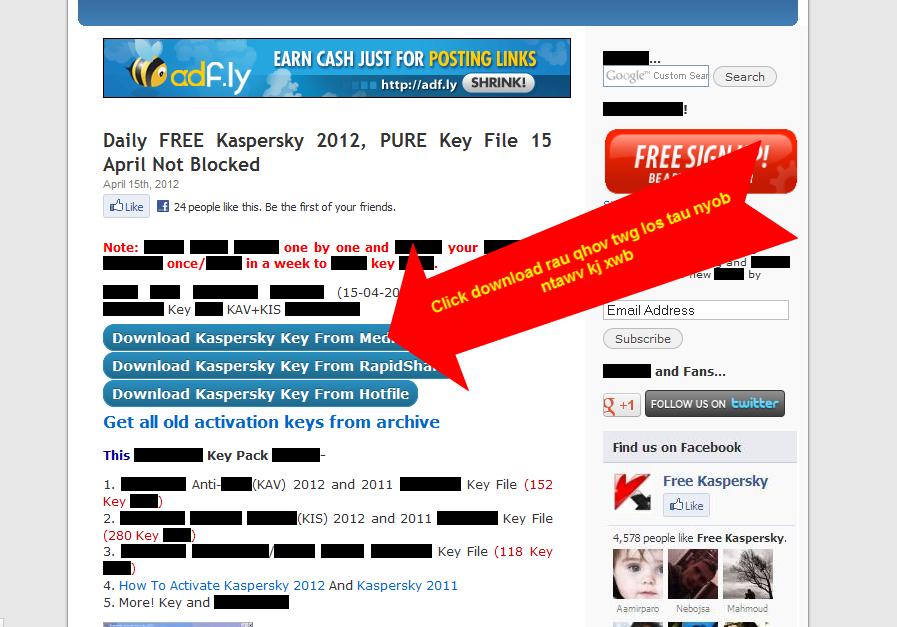 Kaspersky 2012 crack peb.