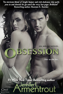 Obsession by Jennifer Armentrout